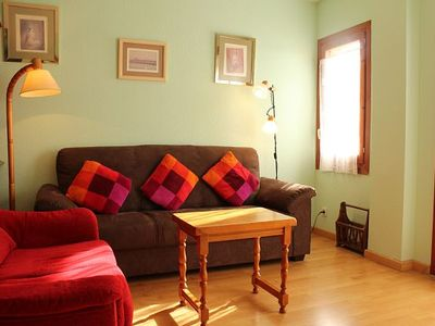 Photo for Apartment in the center of Benasque for 6 people, 3 bedrooms, 1 bathroom and 1 toilet