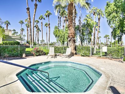 Photo for NEW! Palm Desert Country Club Condo-Golfers Haven!