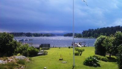 Photo for Waterfront property in Stockholm archipelago.