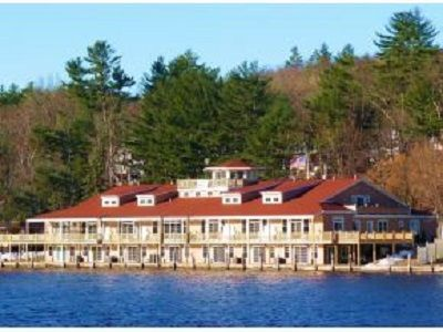 Photo for Alton Bay Luxury Winnipesaukee Waterfront Condo With 24' Dock