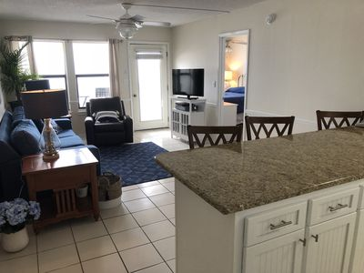Photo for Fantastic Direct Gulf Front 2/2 Condo,  Enhanced Cleaning Procedures Used
