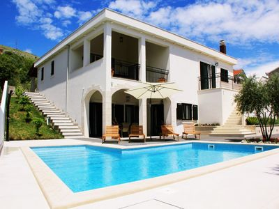 Photo for Villa Frasena, (14877), Seget Donji, Trogir riviera, Croatia