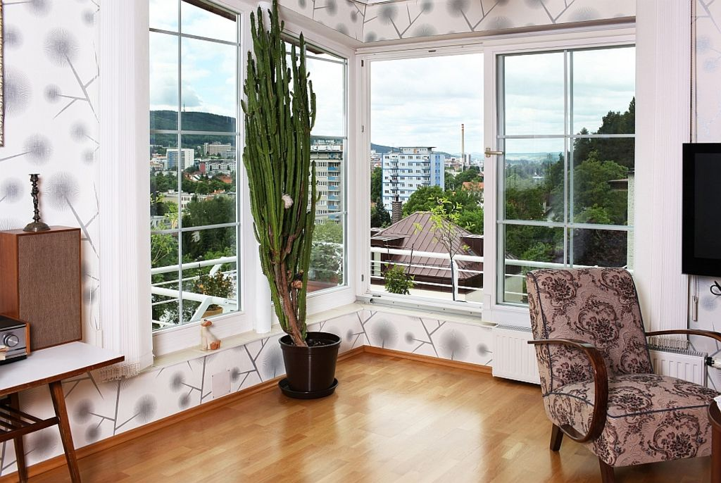 Family friendly 90m2 apartment in the homeaway zlin for Apartment design 90m2