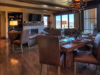 Photo for Edgemont 2600: 6 BR / 6 BA condo in Steamboat Springs, Sleeps 13