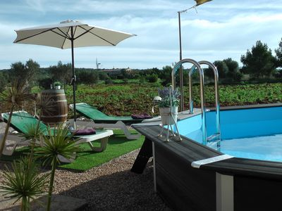 Photo for CA'N GUILLEM 403/2013/ET . HOUSE WITH PRIVATE POOL