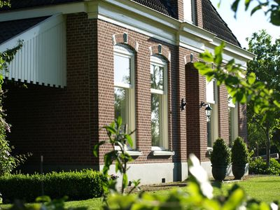 Photo for This holiday farmhouse nestles in the countryside surrounding the town of Wapserveen.