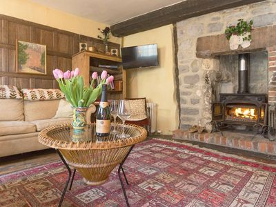 Photo for 4 bedroom accommodation in Lyme Regis