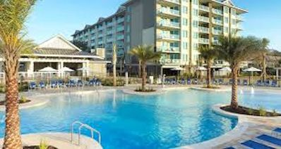 Photo for Spend Spring Break in a Hilton Head Two Bdr Beachside Suite w/kitchen
