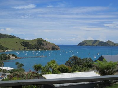 Photo for Stunning Harbour and Island Views - Indoor/Outdoor Living - 200 meters to Beach
