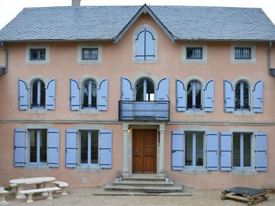 Photo for En Dardé Gîte 10 - Superb Château from 1800 on 90 hectares of forest and grassland