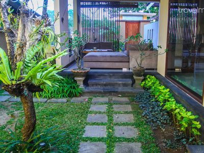 Cozy 2  bedroom villa in Sanur Bali