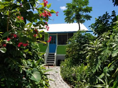 Photo for $105 Summer Special Enchanting Tropical Cottage With Ocean View