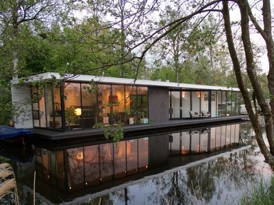 Photo for A Stunning Contemporary Designed Houseboat.