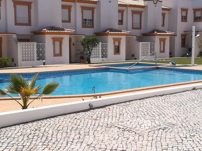 Photo for Modern two bedroom apartment in Albufeira Olhos D´Agua