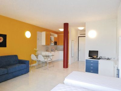Photo for Apartment Residence Marco Polo (PGU110) in Portogruaro - 4 persons, 1 bedrooms