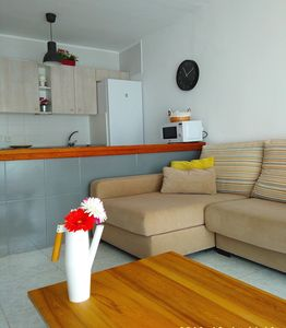 Photo for Cozy apartment in quiet complex seafront 5 minutes from the beach