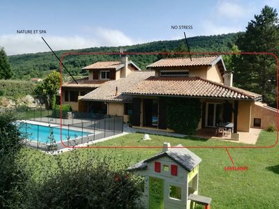 Photo for AVELANA Cottage 9 people 320 m²