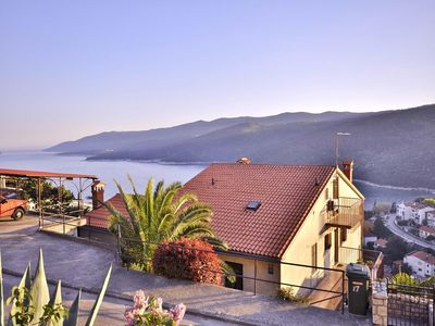 Photo for 2BR Apartment Vacation Rental in Rabac