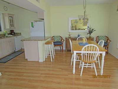 Photo for Lovely Renovated Two Bedroom Villa! Open Kitchen! Short Ride to Beaches!