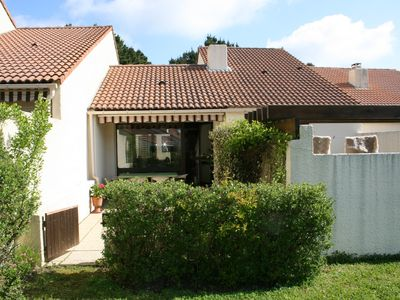 Photo for Pornic terraced house 54m2 very quiet residence with large swimming pool