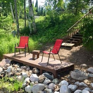 Photo for PeBo's Lodge - Cabin Rentals in Mercer, Wisconsin