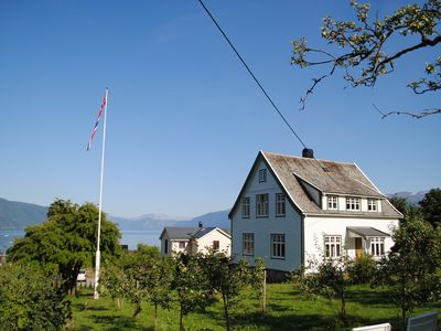 Photo for Charming villa in Balestrand