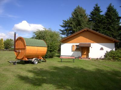 Photo for Holiday house Mohrweiler for 1 - 8 persons with 2 bedrooms - Holiday home
