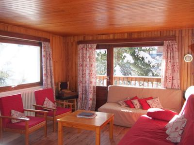 Photo for 3BR Apartment Vacation Rental in Courchevel