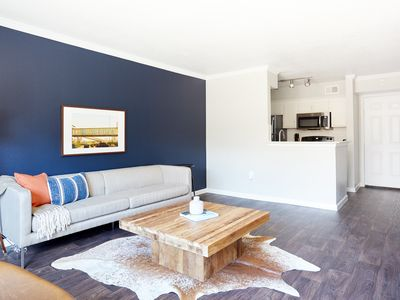Photo for Sonder | The Weston | Lovely 1BR + Pool