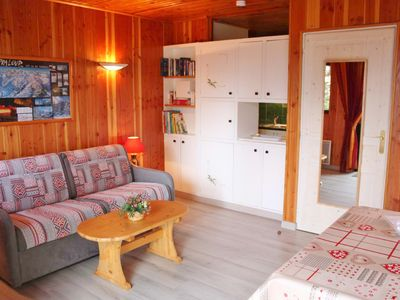 Photo for Studio *** 30 m² PRA-LOUP 1600 m at the foot of the slopes. Southern Alps