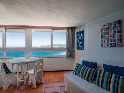 Photo for RENT4REST SESIMBRA OCEAN VIEW STUDIO - DIRECT BEACH ACCESS