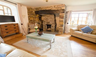 Photo for St Helens Cottage | Charming Old Traditional Cottage in Croyde | One Dog Welcome