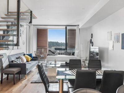 Photo for C03-Darling Harbour 2 BDR Loft