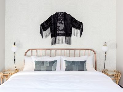 Photo for Sonder | Hayes Valley | Serene Guest Room + Lounge