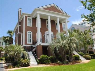 Photo for Grey's Landing: 4 BR / 3 BA house in Pawleys Island, Sleeps 10