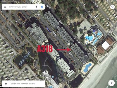 """""""Myrtle Beach Resort Large Ocean Front Pool Opened March 1,  2021""""."""
