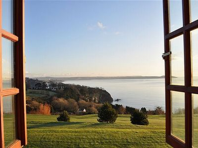 Photo for Magnificent views looking across St Austell Bay towards Fowey