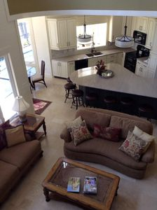 Photo for Naples, Florida Beachfront Home Rental on the Gulf