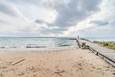 Explore along Little Traverse Bay.