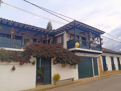 Photo for NICE COLONIAL HOUSE FOR RENT IN VILLA DE LEYVA