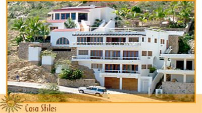Photo for LUXURY Cabo San Lucas VILLA FOR RENT