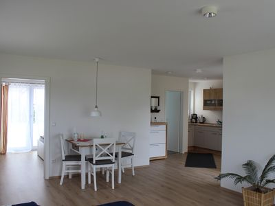 Photo for Traumlage guaranteed - New apartment, very quiet, 10-minute walk to the old town