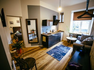 Photo for Charming 1BR Baltic Design Apartment
