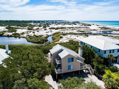 Photo for BRAND NEW LISTING IN GRAYTON BEACH!! - SEABATICAL – Incredible Gulf, Alligator Lake and State Par...