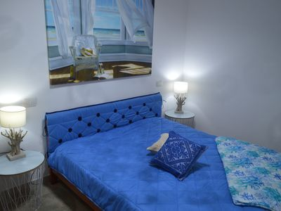 Photo for Unique sea view! Nice apartment in the romantic Castelsardo with pool