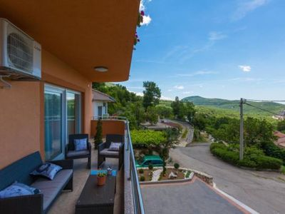 Photo for Holiday apartment Grižane for 4 - 6 persons with 3 bedrooms - Holiday apartment