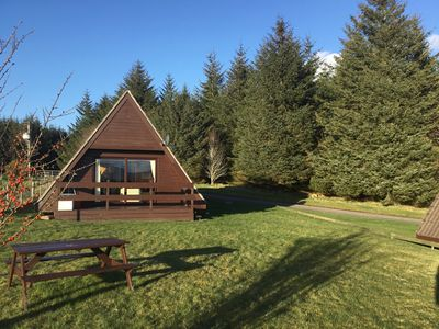 Photo for High Quality Scottish Highland Lodge in Glenlivet perfectly located and equipped