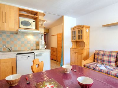 Photo for Apartment 661 m from the center of Tignes with Lift, Internet, Balcony (648886)