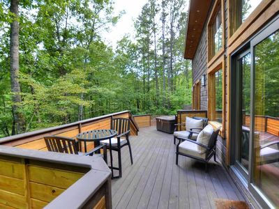 Photo for Camryn's Hideaway - Watershed Cabins - mountain modern styling