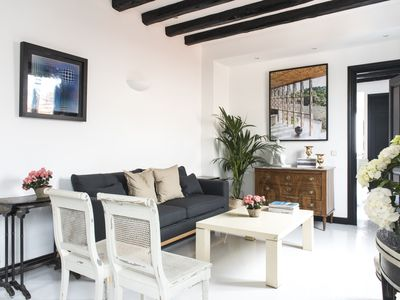 Photo for Charming penthouse in Argensola